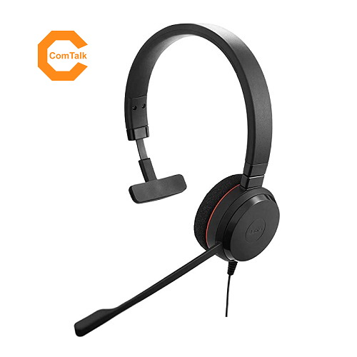 Jabra Evolve 20 Wired UC Mono Headset