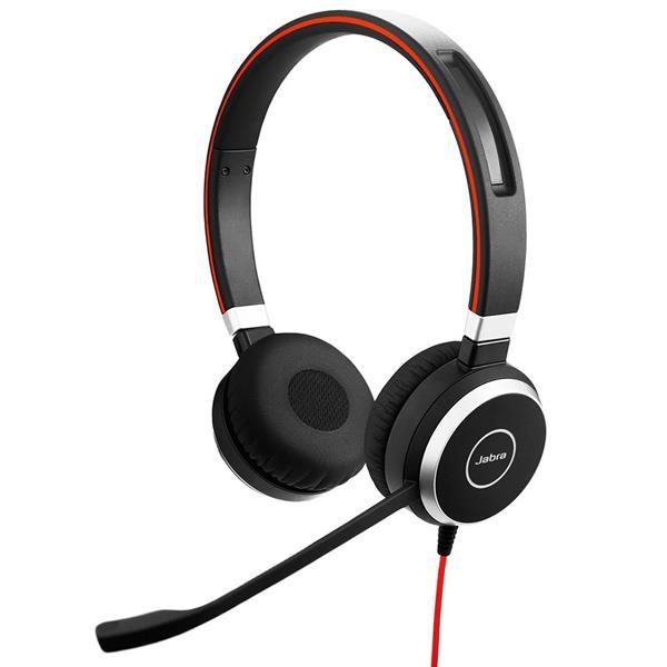 Jabra EVOLVE 40 Wired Stereo Headset
