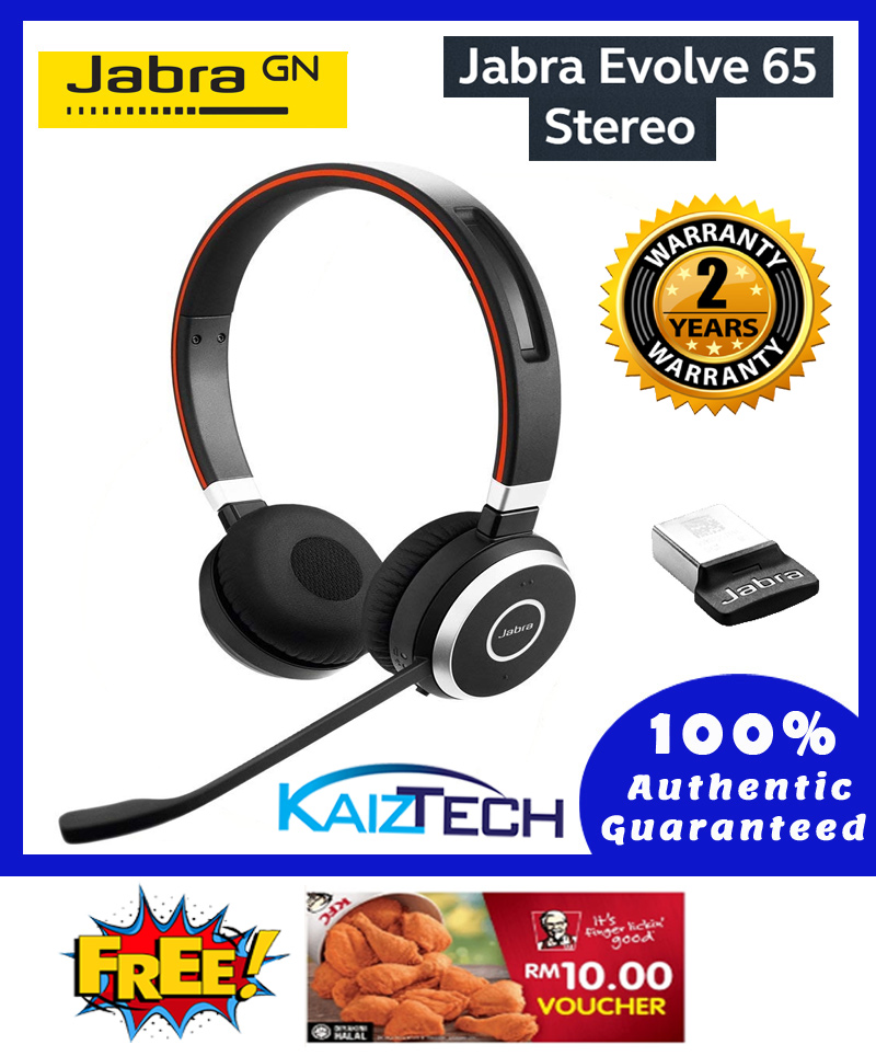 Jabra Evolve 65 Ms Wireless Bluetoo End 2 28 2022 12 00 Am