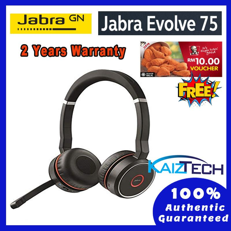 Jabra EVOLVE 75 Stereo UC include Link 370