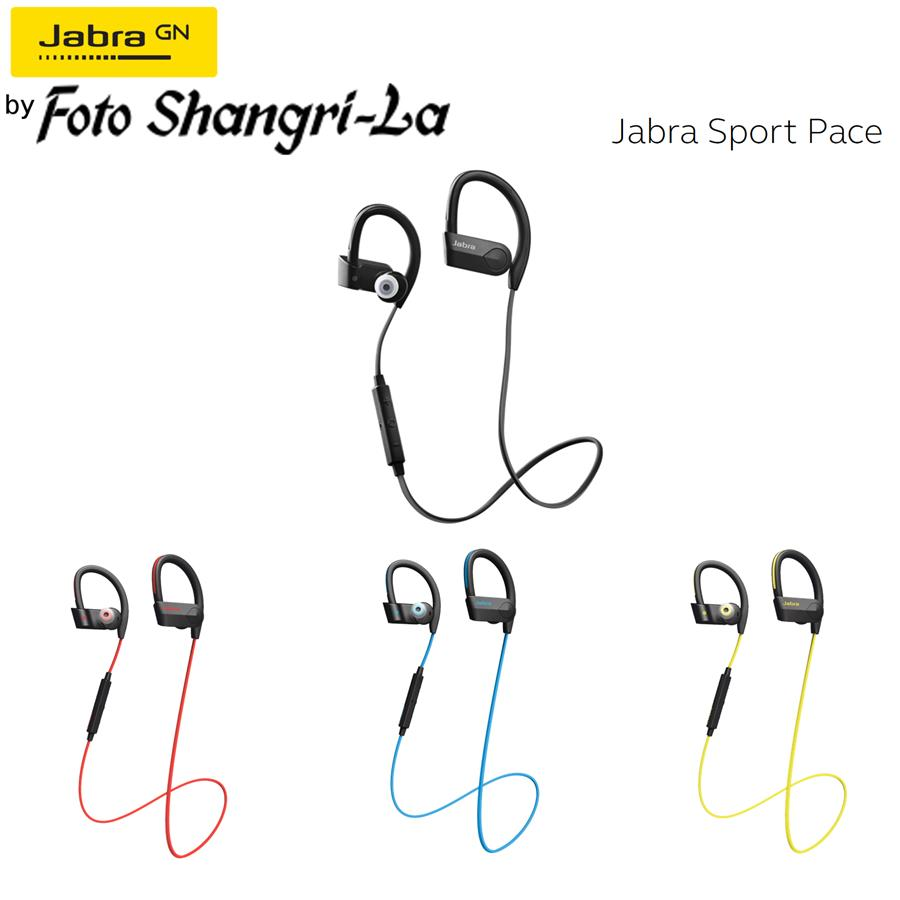 Jabra Sport Pace Wireless Bluetooth End 8 24 2020 413 Pm Earbuds Yellow Stereo Headsets Headphones Earbud