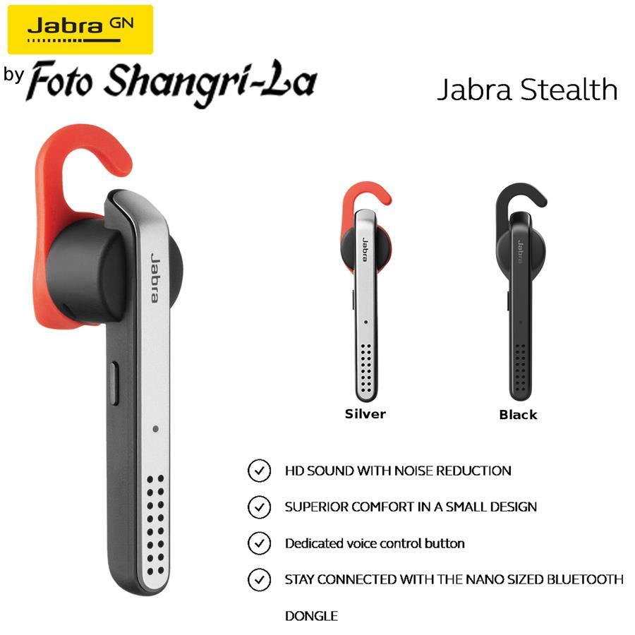 Jabra Stealth Voice Mono Bluetooth (end 8 15 2020 12 33 PM) f71394b8d96e0