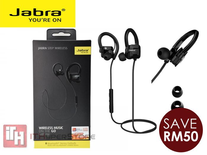 Jabra Step Wireless Earbuds Instructions