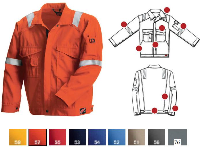 Jacket Red Wing Temperate FR Arc Flash Anti Static Category 2 62111