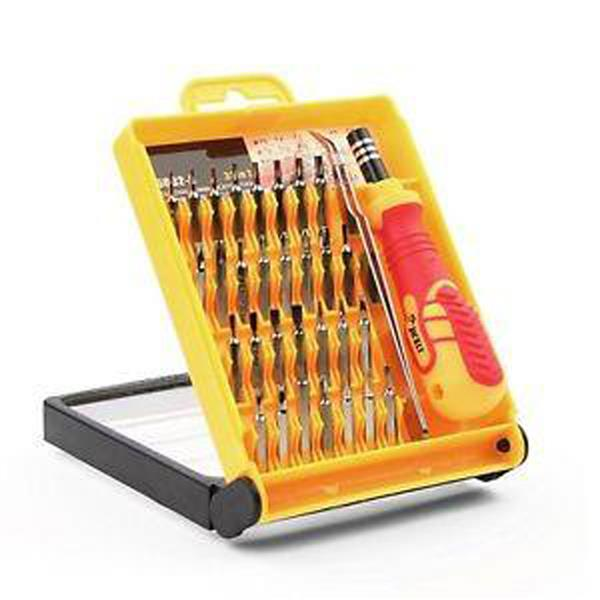 JACKLY 32 IN 1 SCREW DRIVER SET TOOLS