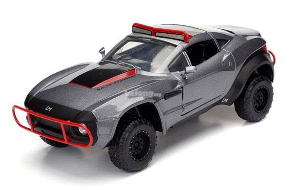 Jada 1/24 Diecast Movie Car Fast & Furious Letty's Rally Fighter 2014