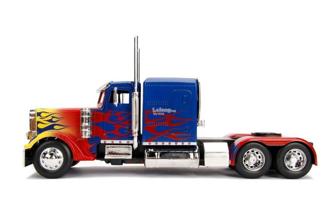 Jada 1/24 Diecast Optimus Prime Transformers