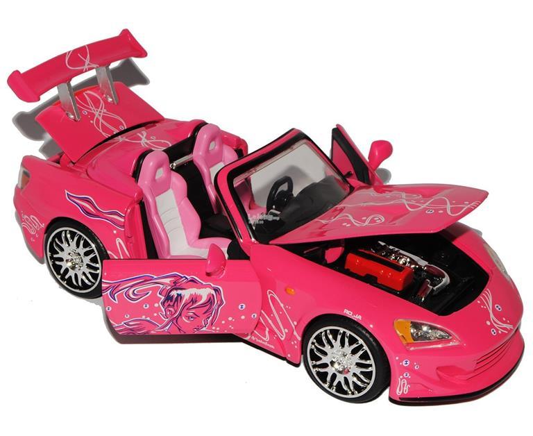 "Jada Toys 97604 Sukis Honda S2000 1995 /""Fast and Furious/"" 1:24 NEU OVP"