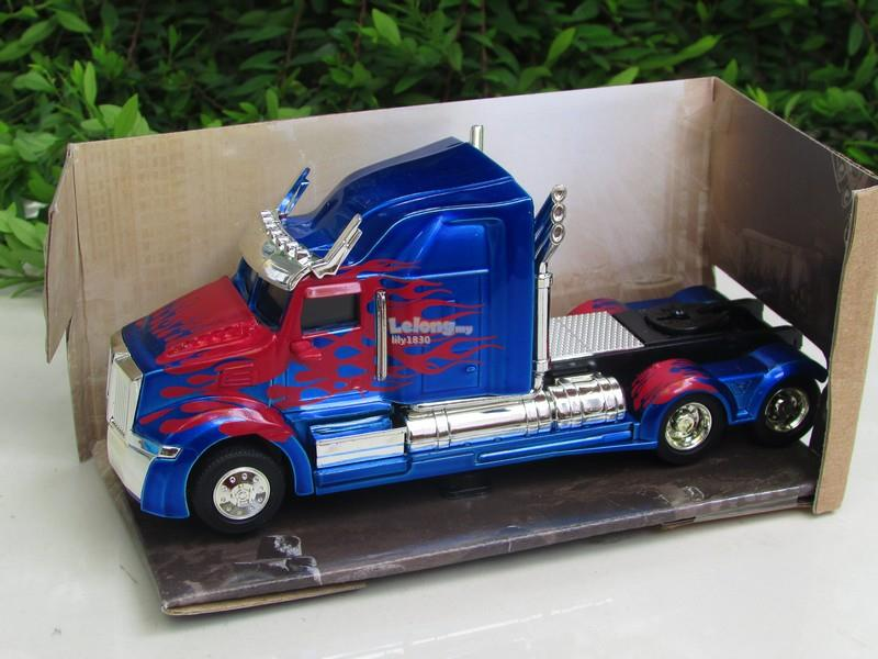Jada 1/32 Diecast Optimus Prime (Western Star 5700 XE) Transformers