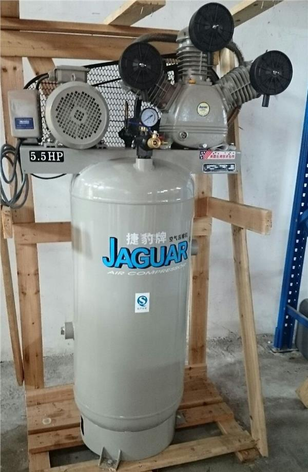 Jaguar 5.5HP 160L 418v Air Compressor ID777477