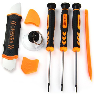 JAKEMY JM-I84 Professional Opening Tools for iPhone 6 Plus 6 5S 5C / i..