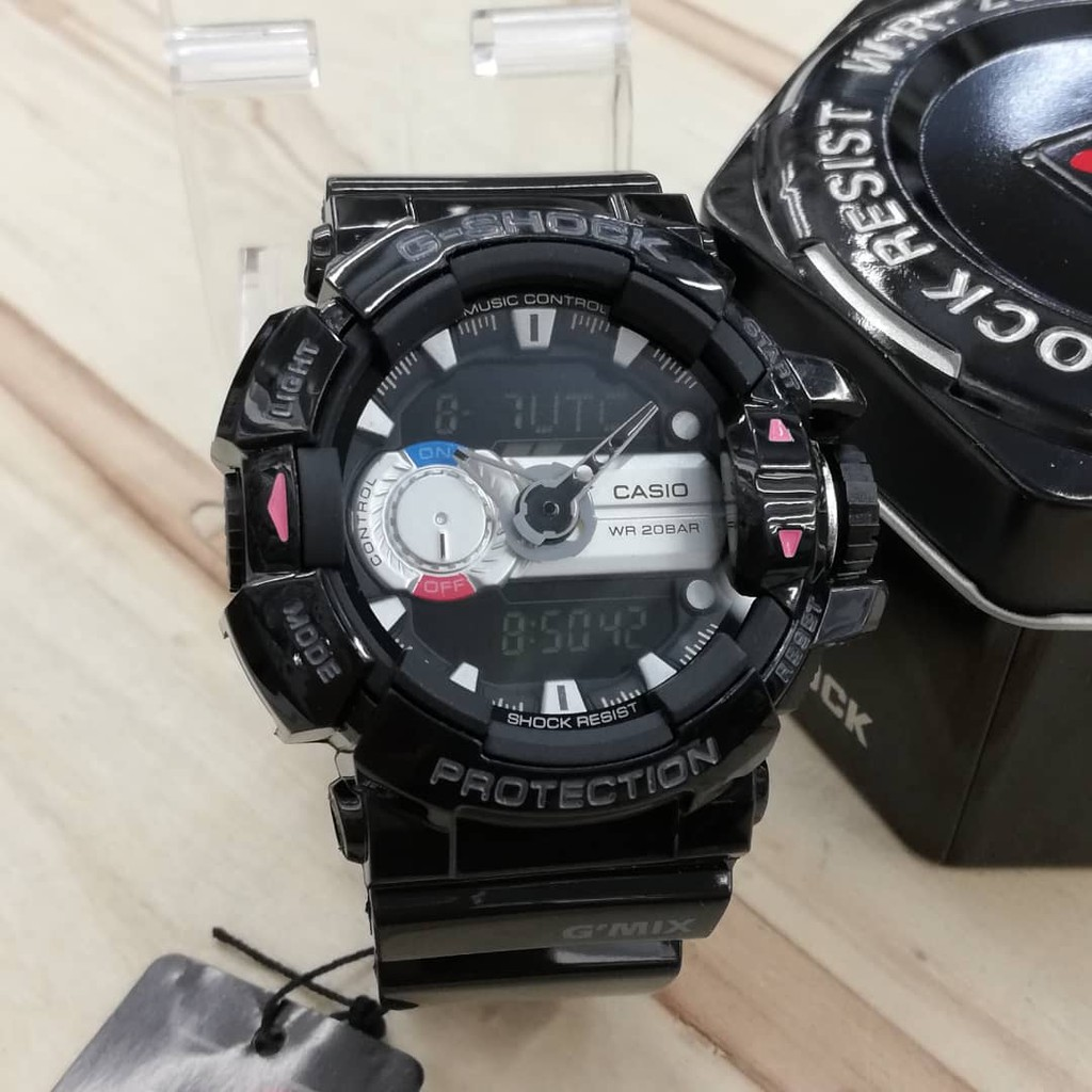 Jam Casio Gshock GBA400 G'MIX AUTOLIGHT Sport Watch Waterproof Shock Resistanc