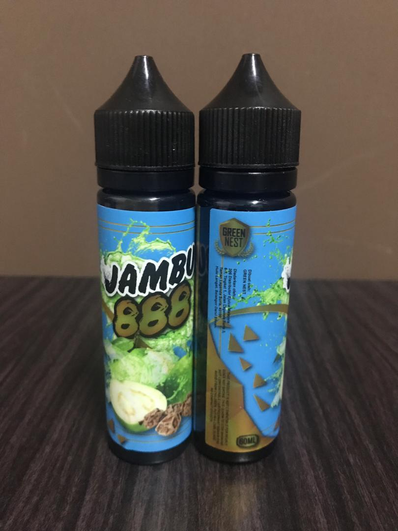 Jambu 888 (6MG @ 60ML)E Liquid Vape Juice