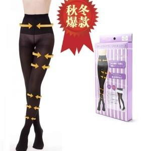 Japan Feeling Touch Pressure Pantyhose/Step Foot Socks