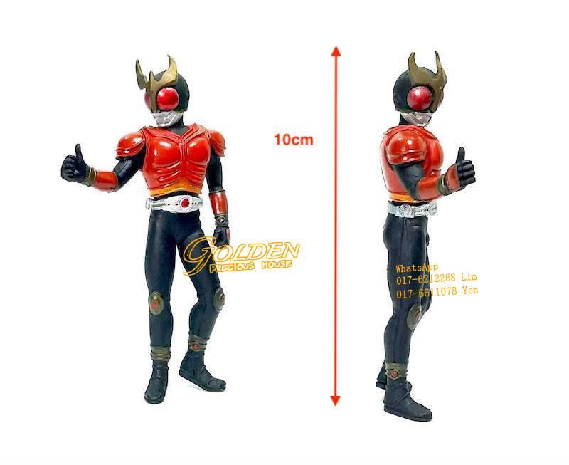 Japan Masked Kamen Rider Kuuga Actio End 8 1 2019 10 15 Pm