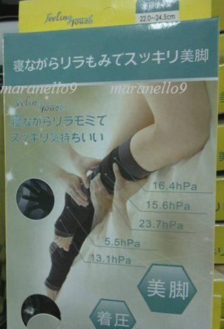 Japan Overnight Open Toe Taping Beauty Slimming Soothing Socks