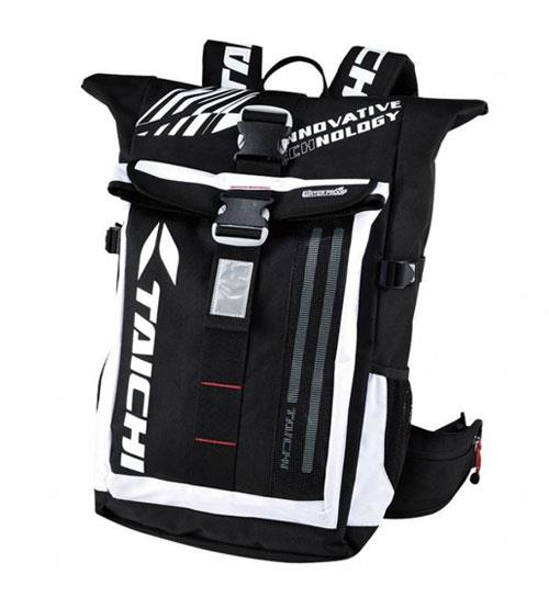 Japan RS Taichi Night Riders Waterproof Sport Motor Backpack LED Light