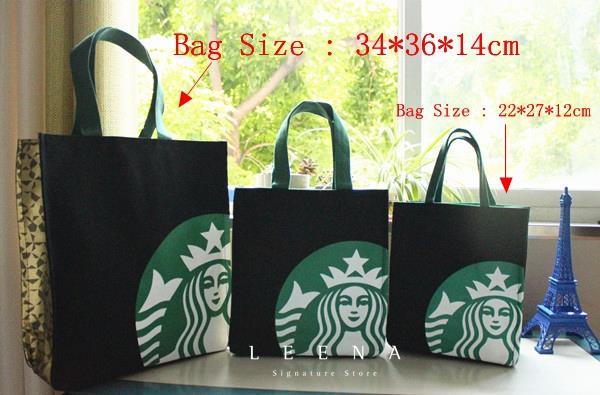 An Starbucks Tote Bag