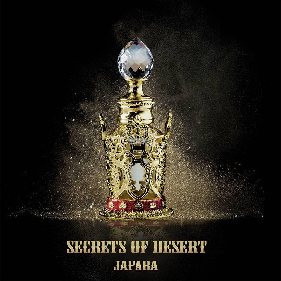 Japara Secret of Desert Essential Perfume Oil (8ml)