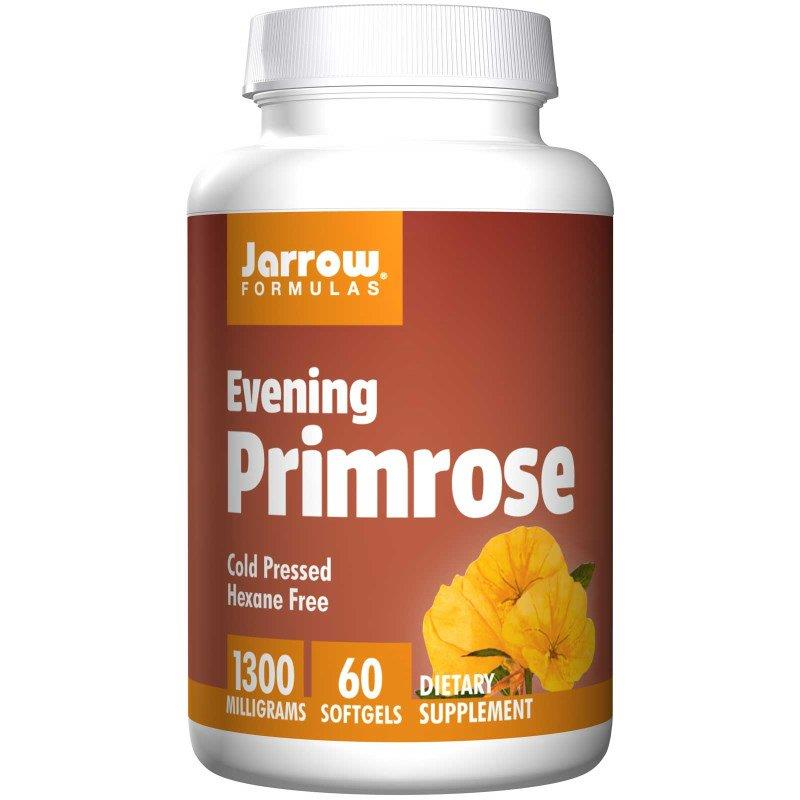 Jarrow Formulas, Evening Primrose, 1300 mg (60 Softgels)