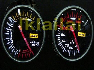 Jasma 60mm GT-Type Tachno / RPM Meter