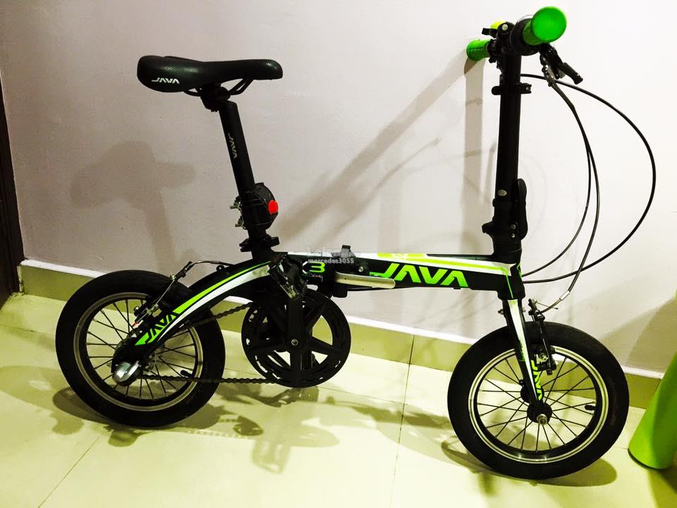 Java X3 Folding Bike 14 Wheel End 12 31 2017 12 15 Pm