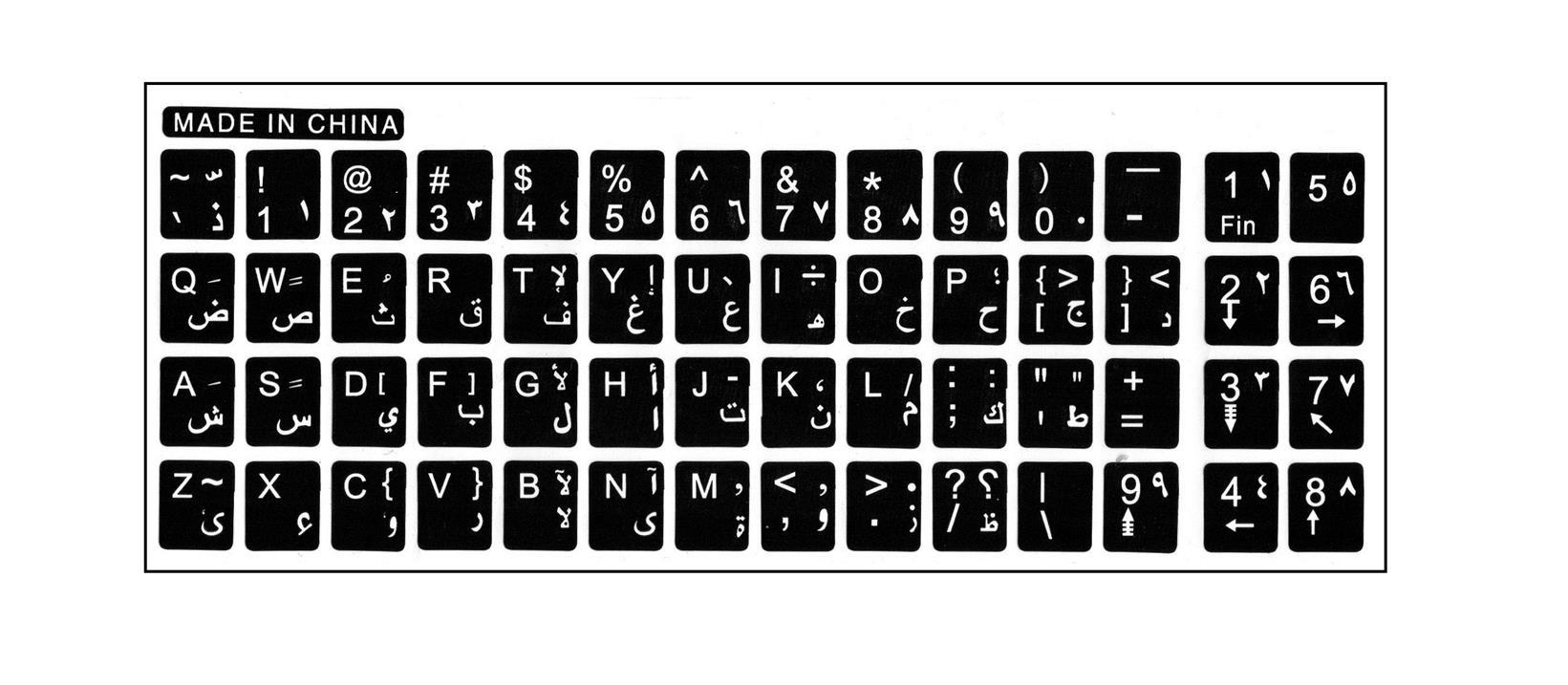 papan kekunci jawi