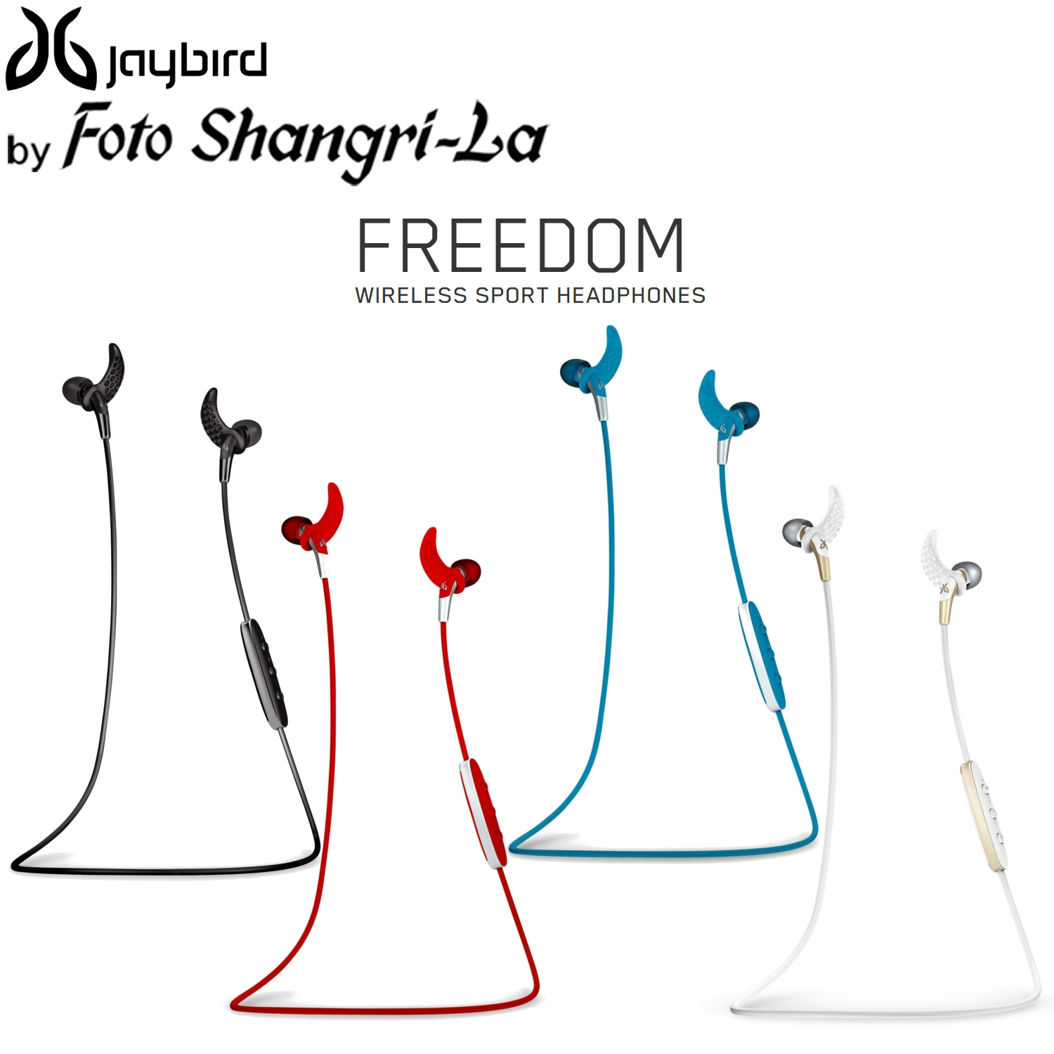 jaybird freedom wireless bluetooth in-ear sport earphone headphones [1 year  wa  ‹ ›