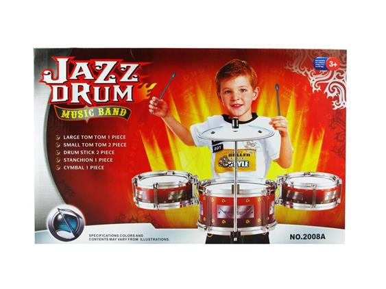 Jazz Drum Playset for Kids