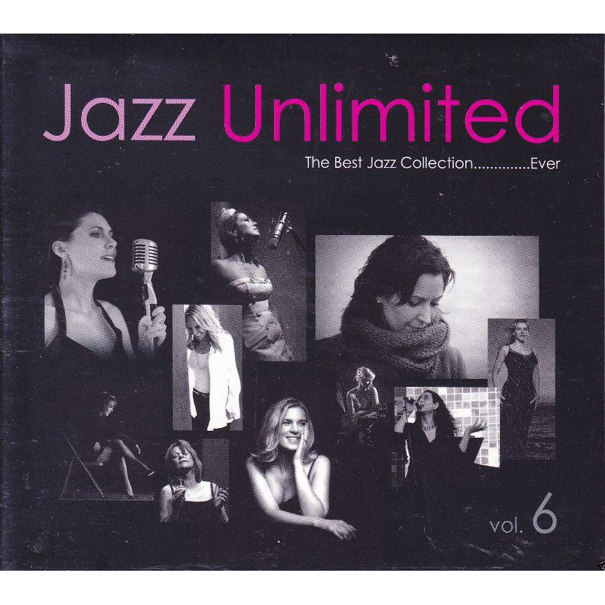 Jazz Unlimited Vol.6 The Best Jazz Collection Over 2CD Imported CD