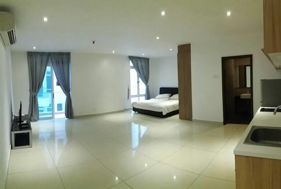 JB KSL D'Esplanade Apartment FULL LOAN + LAWYER FEES