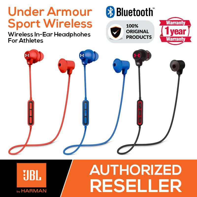 431c3d4c1ca JBL Under Armour Sport Wireless Blue (end 4/11/2020 3:27 PM)
