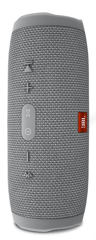 JBL CHARGE 3 6000MAH BLUETOOTH PORTABLE SPEAKER (GREY)