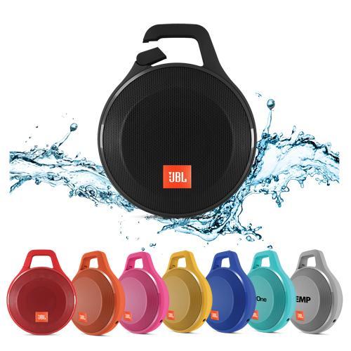 jbl bluetooth speaker clip. jbl clip+ splash-proof portable bluetooth speaker jbl clip