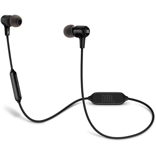 JBL E25BT Bluetooth In-Ear Headphones Earphones 3 Button Remote With Microphon