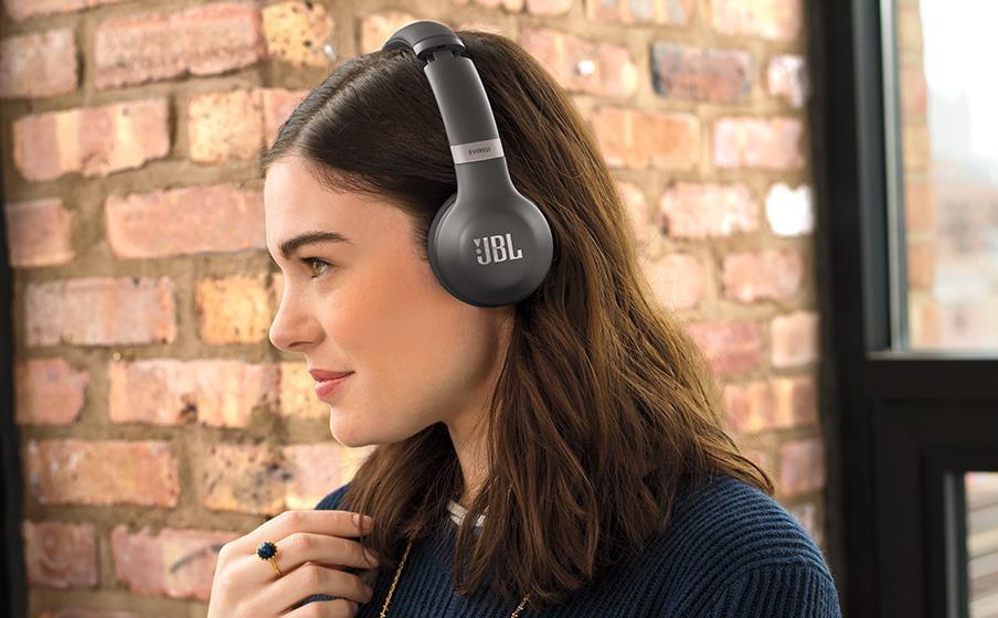 32ecce74544 JBL Everest 310 | (V310BT) On-Ear Wireless Bluetooth Headphones