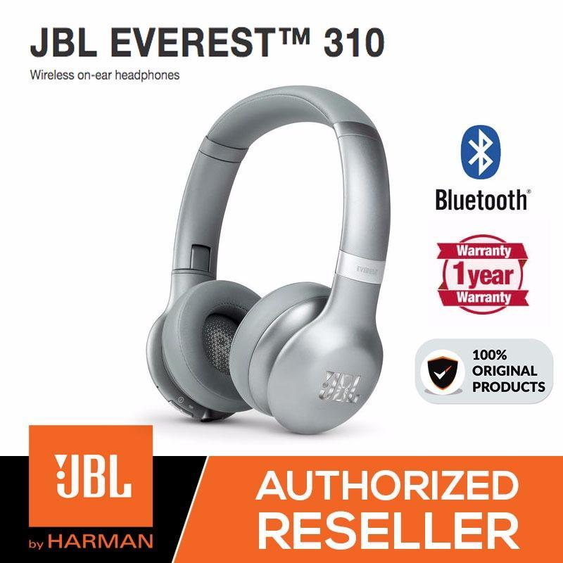 565bb5d5dd8 JBL Everest 310 Wireless Bluetooth On-Ear Comfort Fit Headphones. ‹ ›