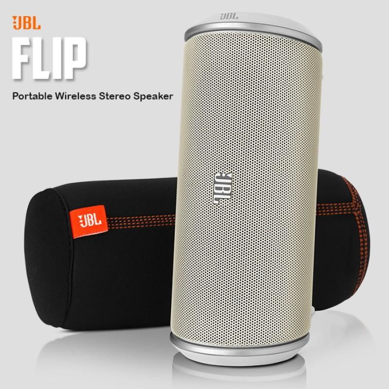 JBL Flip Portable Wireless Bluetooth Stereo Speaker