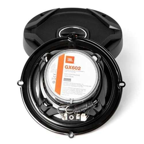 JBL GX602 CAR 6.5 INCH SPEAKER COAXIAL TWO-WAY 60 - 180W (BLACK)