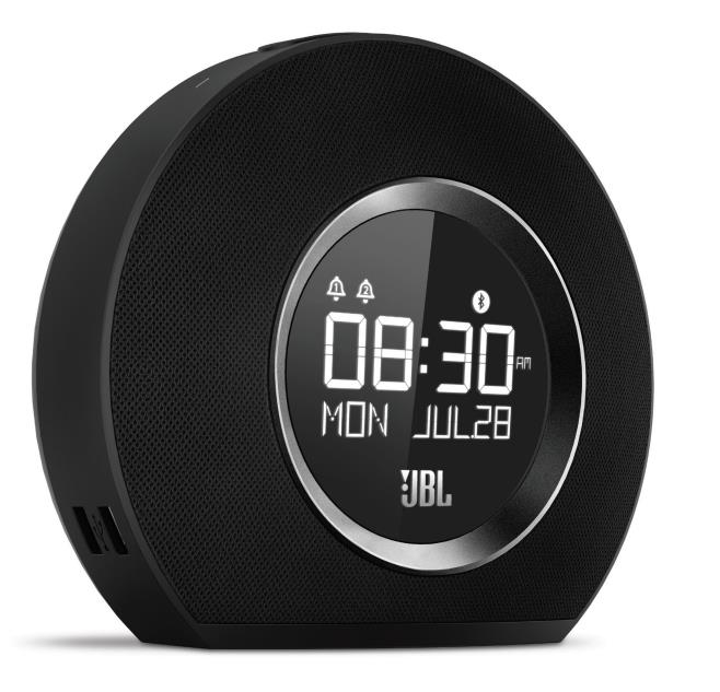 JBL HORIZON BLUETOOTH CLOCK RADIO SPEAKER (BLK)