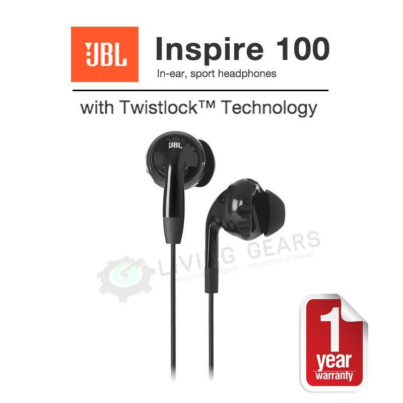 ff1bf2fc38c JBL Inspire 100 In-Ear Sport Gym Sweatproof Headphones - Original. ‹ ›
