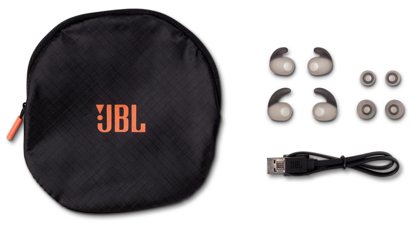 Jbl Reflect Response Wireless Touch Control Sport Bluetooth Headphone Hitam Headphones I