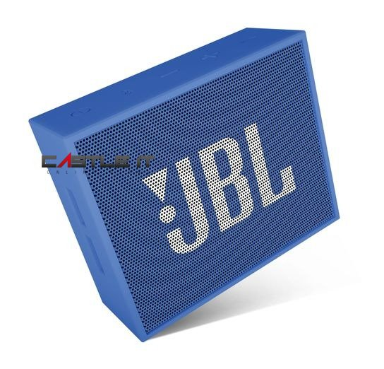 JBL Speaker Portable Bluetooth GO BLUE *ORiGiNAL*