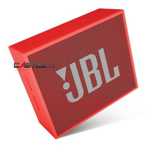 JBL Speaker Portable Bluetooth GO RED *ORiGiNAL*