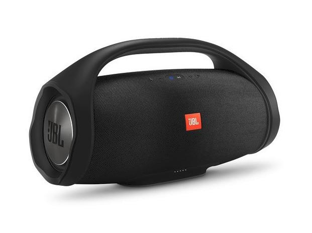 JBL Speaker Portable BOOMBOX BLACK *ORiGiNAL*