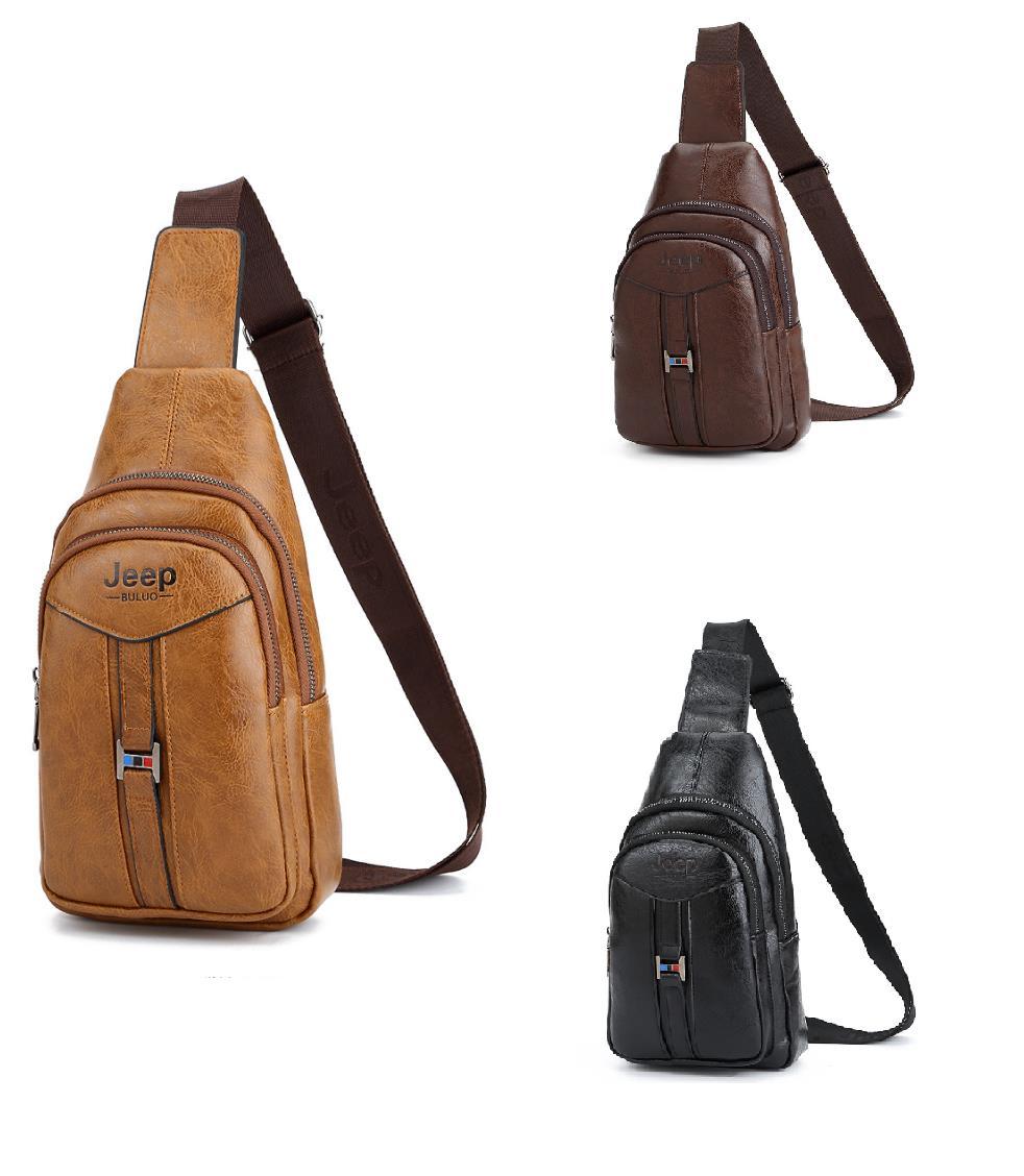 96322c22341a Jeep Brand Shoulder Bag Men Bag Messenger Bags Waterproof Bag. ‹ ›