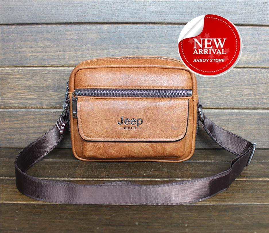 ef5655a093e3 JEEP Cowhide Premium Leather HALF C (end 1 20 2020 10 00 PM)