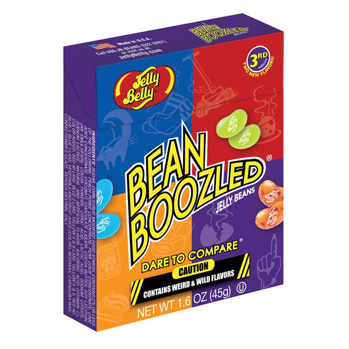 Jelly Belly BeanBoozled Fliptopbox 45g