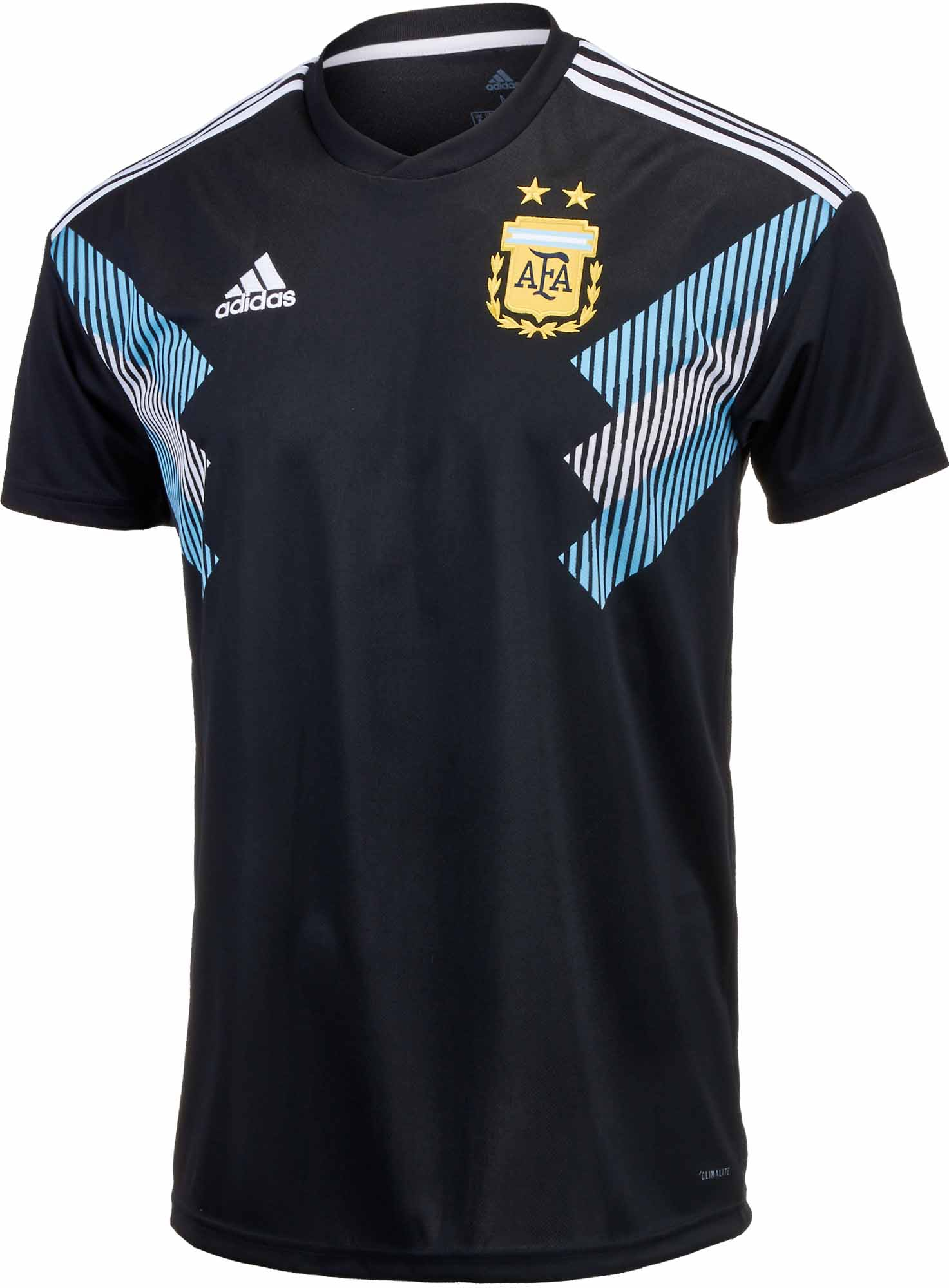 09c6f2eeb Jersey - Argentina Away Kit World Cu (end 2 4 2021 12 00 AM)