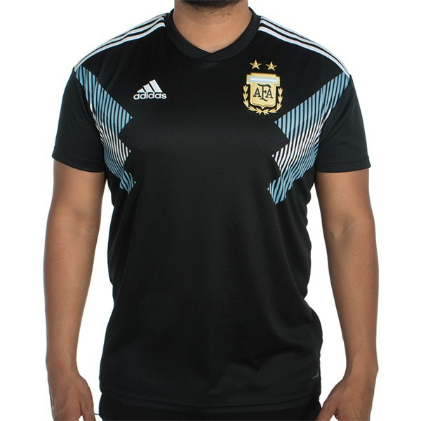 bf0c96da0ac Jersey - Argentina Away Kit World Cup Official 2018 Jersey Football Jersey  Onl